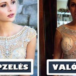 15 bizonyíték, miért ne rendelj báli ruhát online