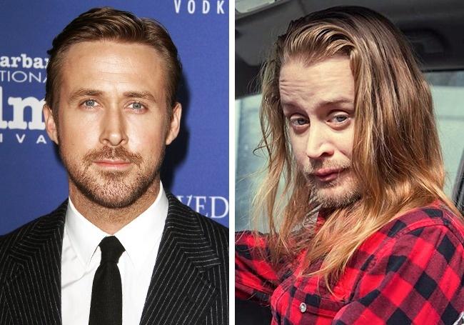 Ryan Gosling és Macaulay Culkin— 36évesek
