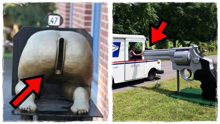 A 15 legviccesebb postaláda a világon... a #7. után ordítva fogsz nevetni