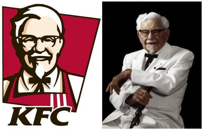 Colonel Sanders és a KFC