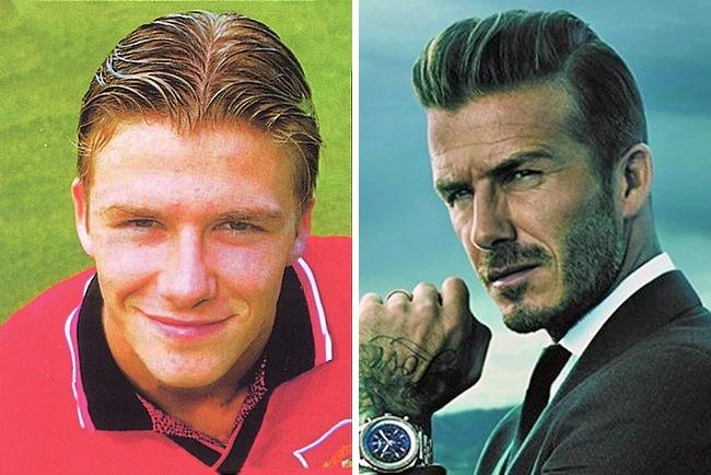 David Beckham (1995, 2013)