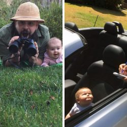 12 szenzációs kép a világ legmenőbb apukájáról és kislányáról