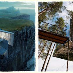 10 megdöbbentő ház, amit jól elrejtettek a világ elől