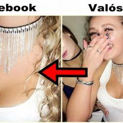 18 bizonyíték, miért ne bízz a közösségi médiában látott fotókban