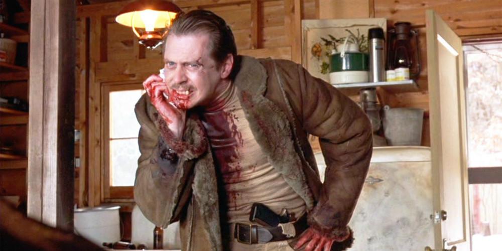 Steve Buscemi - 12 filmes halál