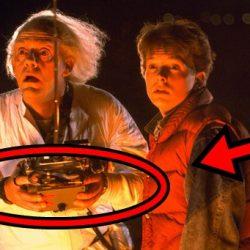 10 nevetséges baki, amit biztosan nem vettél észre a Vissza a jövőben