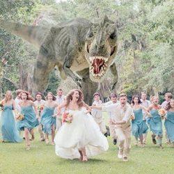 A 20 legkreatívabb esküvői fotó, amit valaha láttál