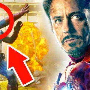 10 elképesztő filmes baki, amit nem vettél észre a Bosszúállókban