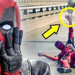 10 nevetséges baki, amit nem vettél észre a Deadpool című filmben