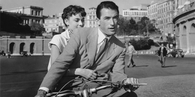 Római vakáció (Roman Holiday, 1953)