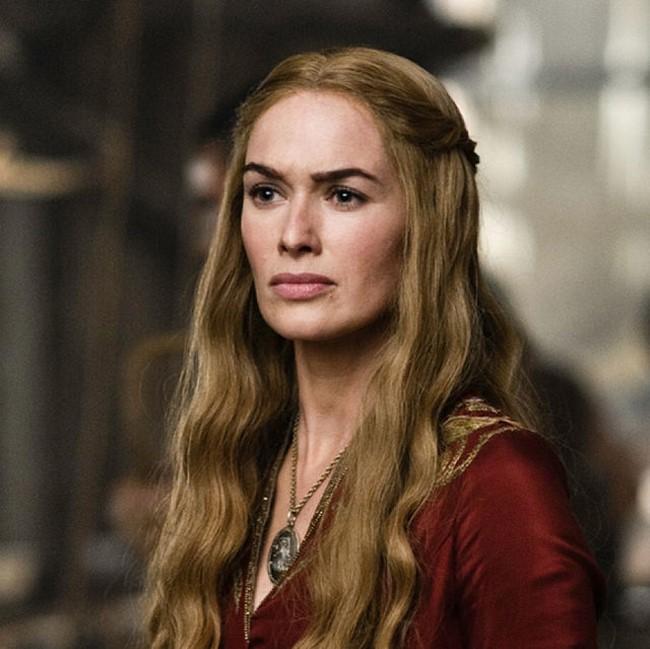 Cersei Lannister/Lena Headey