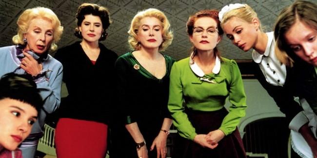 8 nő (8 Femmes, 2002)