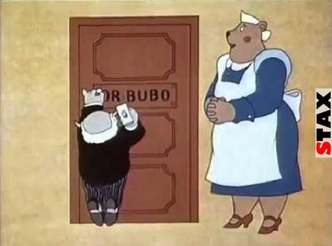 19)Kérem a következőt! (Dr. Bubó)