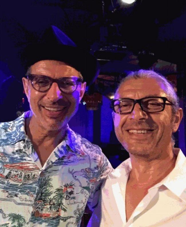 2) Jeff Goldblum és a Perzsa klónja