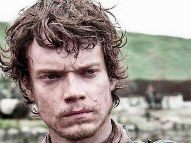 Theon Greyjoy/Alfie Allen