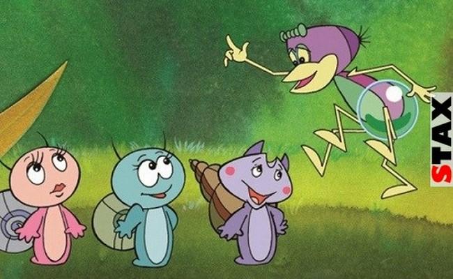 3)Vízipók-csodapók