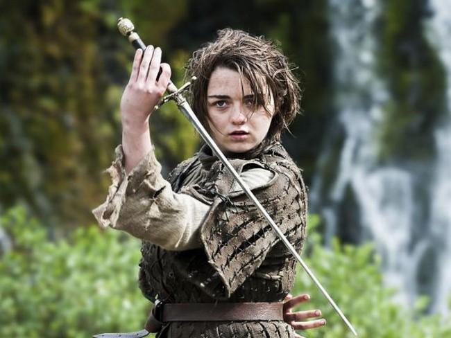 Arya Stark/Maisie Williams