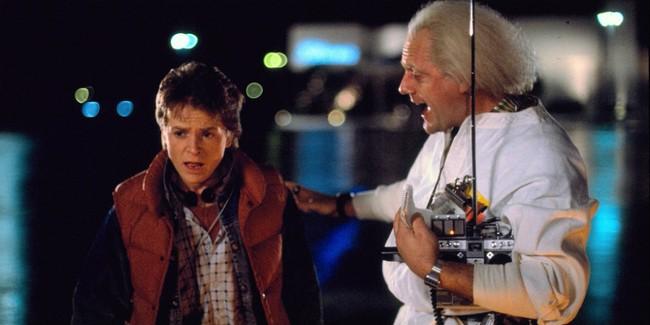 Vissza a jövőbe /Back To The Future, 1985/