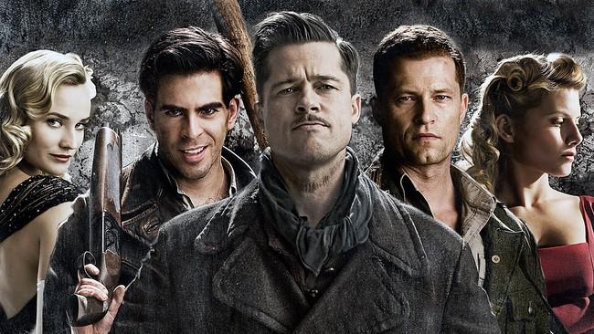 Becstelen brigantyk (2009)