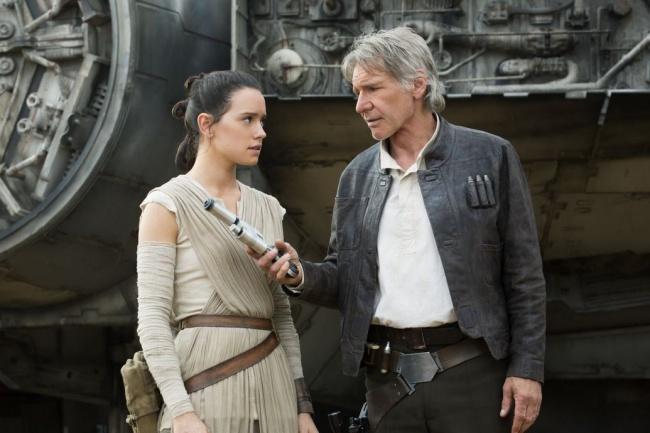 Star Wars: V. és VII. Epizód— Harrison Ford
