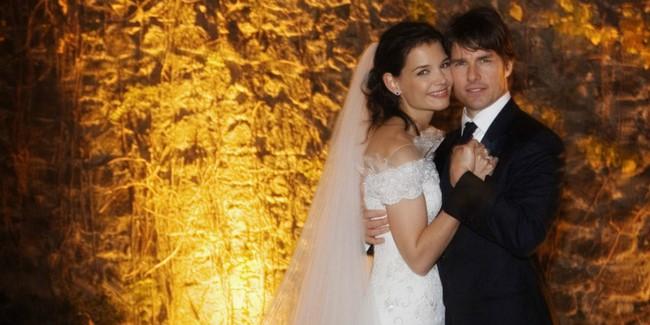 Tom Cruise és Katie Holmes