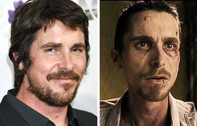 Christian Bale— Trevor Reznik,A gépész