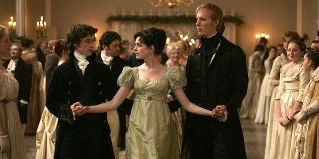 Jane Austen magánélete (Becoming Jane, 2007)
