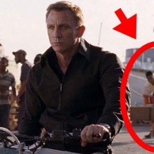 10 elképesztő filmes baki, amit nem vettél észre a James Bond-filmekben