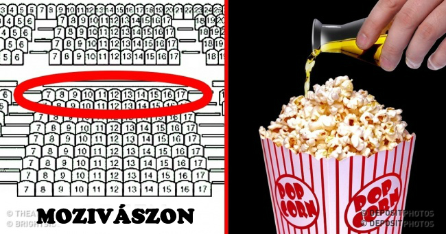 10 szörnyű titok, amit a mozik igyekeznek elrejteni a nézők elől