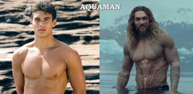 Jason Momoa - Arthur Curry / Aquaman