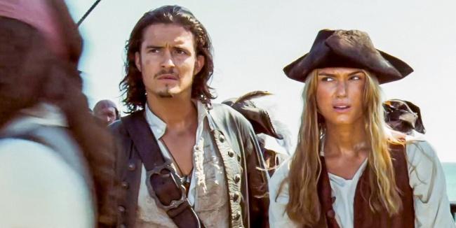 A Karib-tenger kalózai: Holtak kincse (Pirates of the Caribbean: Dead Man's Chest, 2006)