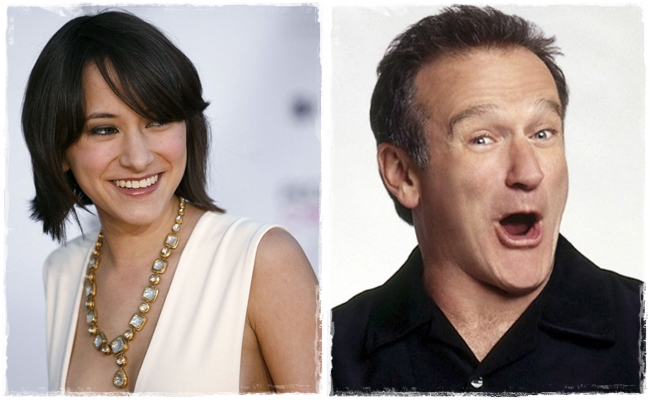 Zelda Williams (Robin Williams lánya)