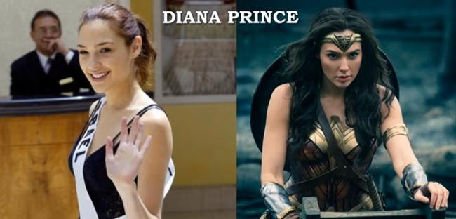 Gal Gadot - Diana Prince / Wonder Woman