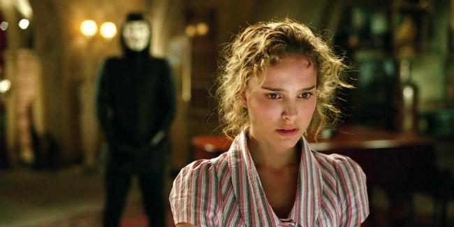 V mint Vérbosszú (V for Vendetta, 2006)