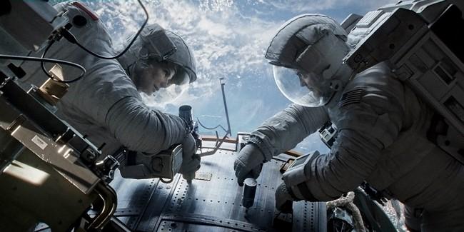 Gravitáció /Gravity, 2013/