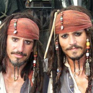 20 színész és dublőre, akik megdöbbentően hasonlítanak egymásra
