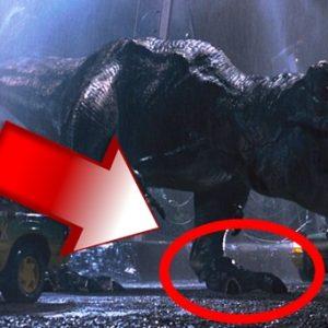 15 elképesztő filmes baki, amit nem vettél észre a Jurassic Parkban