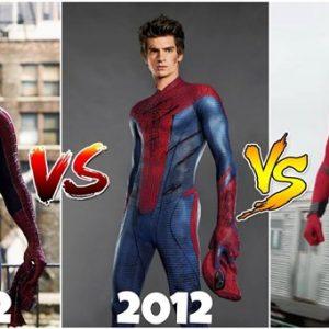15 szuperhős a filmekben régen és most