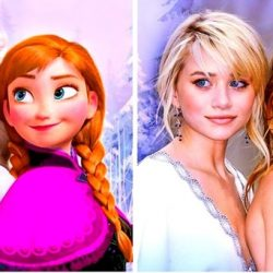 20 híresség, akik ugyanúgy néznek ki, mint a leghíresebb Disney figurák
