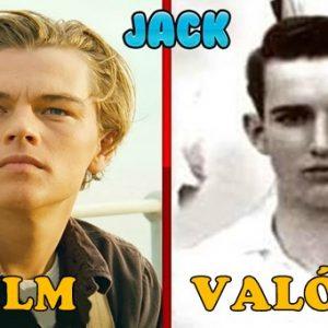 Így néztek ki a Titanic főszereplői a valóságban