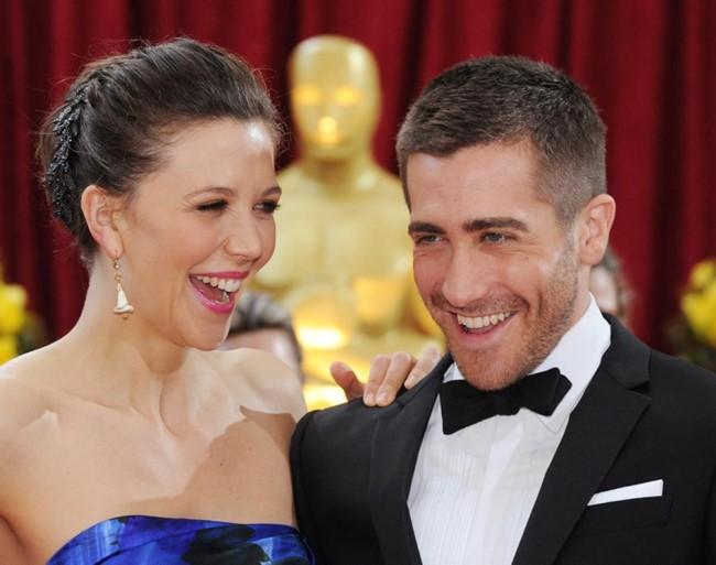 Maggie Gyllenhaal és Jake Gyllenhaal