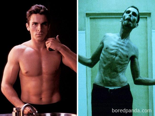 Christian Bale - A gépész