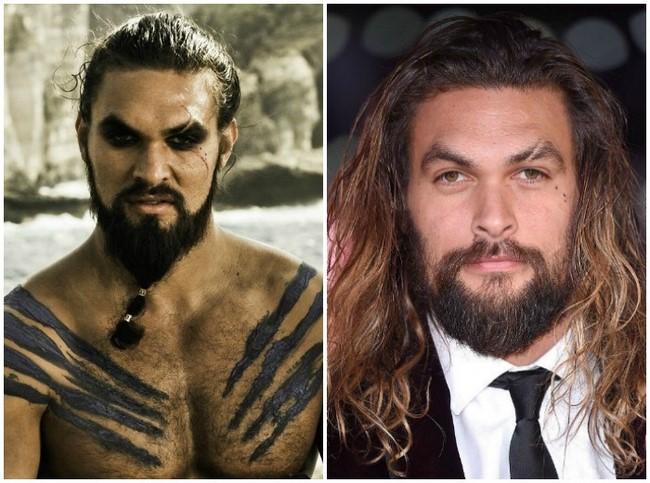 3. Khal Drogo – Jason Momoa