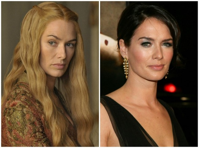 4. Cersei Lannister – Lena Heady