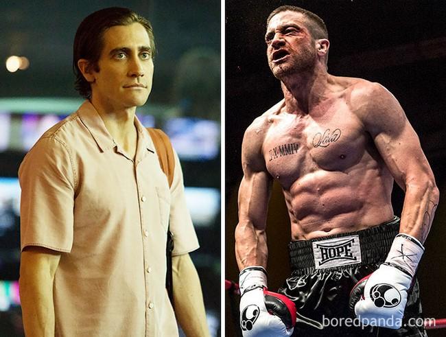 Jake Gyllenhaal - Mélyütés