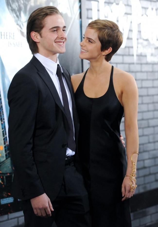 Alex Watson és Emma Watson