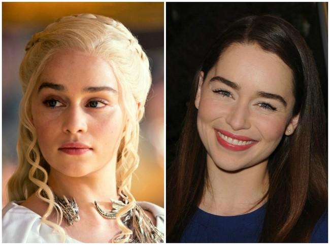 5. Daenerys Targaryen – Emilia Clarke