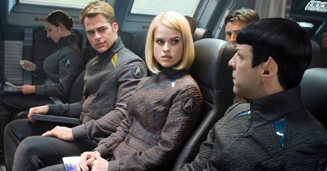 Sötétségben - Star Trek /Star Trek: Into Darkness, 2013/