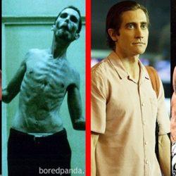 20 színész, aki brutálisan átváltozott egy szerep kedvéért