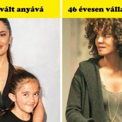 11 híres nő, aki bizonyította, hogy 40 felett is válhatunk anyává